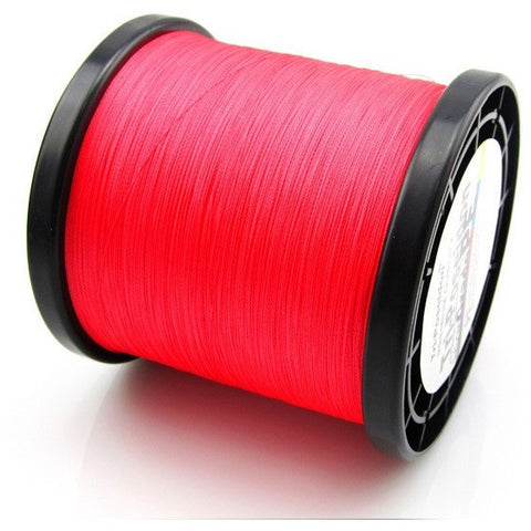 Poseidon Brand Super Quality Multifilament PE Line 1000m 4 Strands Boat Fish Wire Braided Fishing Line