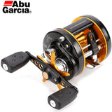 Original Abu Garcia Brand 50 51 60 61 KALEX Right Left Hand Bait Casting Fishing Reel 5BB 5.9:1 Drum Fishing reel Max Drag 5.4kg