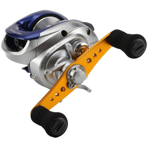 2011 Original Shimano SALTY ONE HG/PG Right Left Hand Baitcasting Fishing Reel SVS Saltwater 4BB S A-RB Fishing Wheel