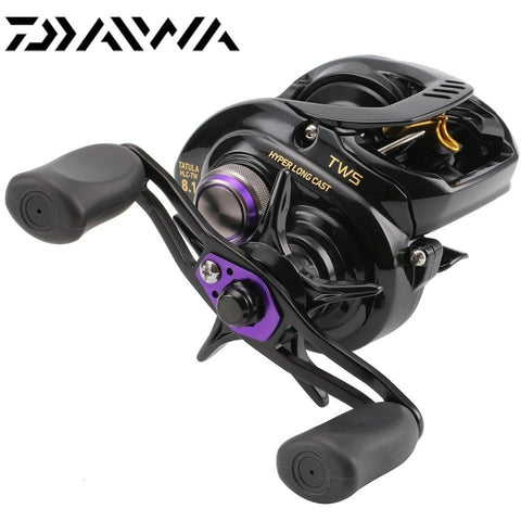 Original Daiwa TATULA HLC 8.1/7.3 Fishing Reel