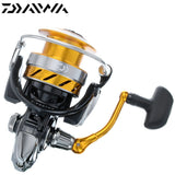 New 2015 Daiwa Brand REVROS 5BB 2000-4000 Spinning Fishing Reel Saltwater with AIR ROTOR ABSII TOURNAMENT DRAG Bass Carp Feeder
