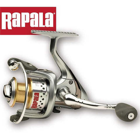 2014 Original Rapala FS8i 1000 2000 3000 Spinning Fishing Reel 5.1:1 8+1BB Aluminum alloy cup Saltewater Fishing Wheel