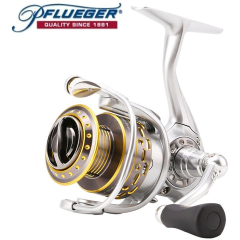 Original Pflueger Supreme SUPSP25X 30X 35X Spinning Fishing Reel 9BB 6.2:1 Metal Magnesium Body Saltwater Fishing Reel
