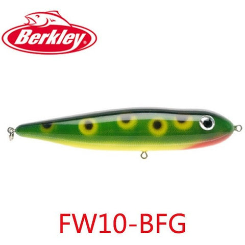 Frenzy Series FW10 Topwater Pencil Bait Hard Fishing Lure Artificial 10cm 14g Wobbler Swimbait