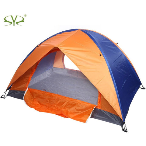 Water Resistant Camping Tent Sleeping Equipment