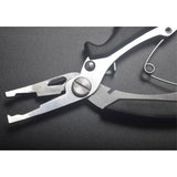 Multifunction Fishing Pliers Line Cutter Scissors Hook Remover