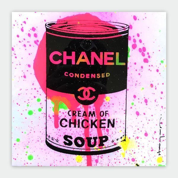 Fashion Soup - Splatter Edition