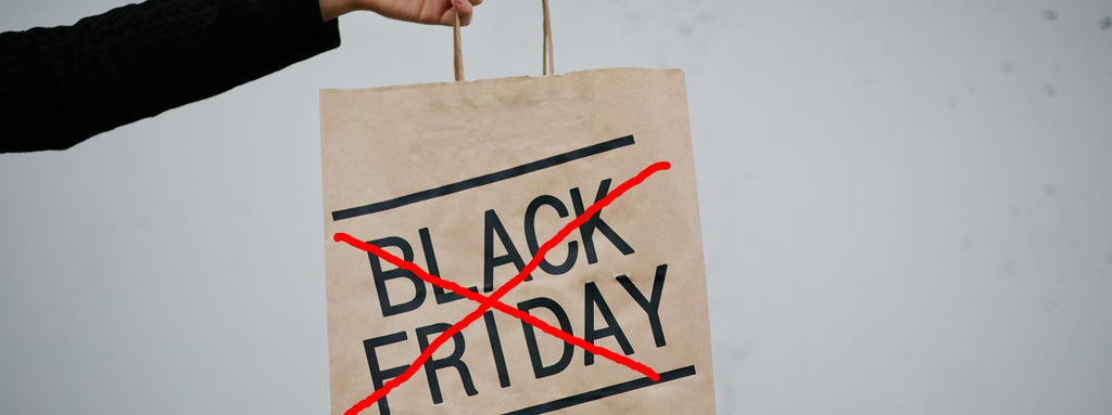 Our take on Black Friday – Baba+Boo