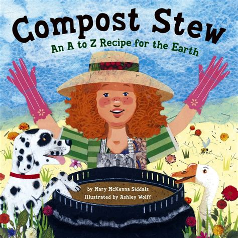 Compost stew book cover