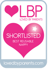 Baba+Boo Best Reusable Nappy Shortlisted