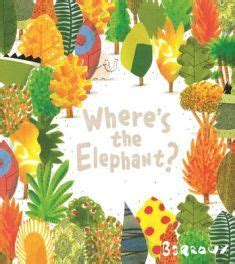 Where's the elephant? book cover