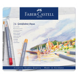 Faber Castell Goldfaber Aqua Watercolour Pencil | Pack of 24