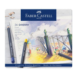 Faber Castell Goldfaber Colour Pencils | Pack of 24 Pencils