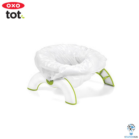 Oxo Tot 2-in-1 Go Potty Refill Bags | 10pc/pack
