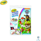 Crayola Colour Wonder | 18 pages + 5 Colour Wonder Markers | Paw Petrol