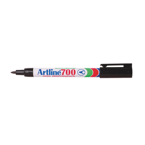 Artline 700 High Performance Permanent Marker | 0.7mm - Black