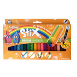 Arline Stix Brush Marker Pack of 20