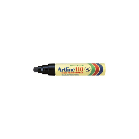Artline 110 High Performance Black Permanent Marker