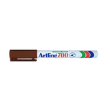 Artline 700 High Performance Permanent Marker | 0.7mm - Brown