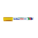 Artline 700 High Performance Permanent Marker | 0.7mm - Yellow