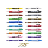 Artline Decorite Markers | Brush Style Marker Pen