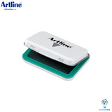 Artline Inked Stamp Pad No.0 | 56 x 90mm - Green