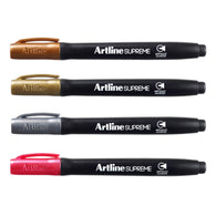 Artline EPF-790 Supreme Metallic Permanent Marker