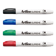 Artline Supreme Whiteboard Marker Pens Set