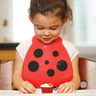 Make My Day Baby Bib | Ladybug