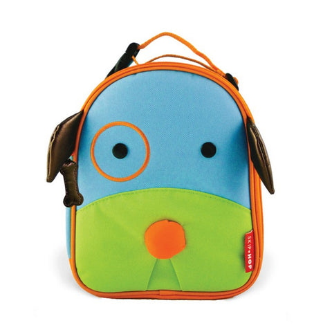 Skip Hop Zoo Lunchie Insulated Lunch Bag | Dog