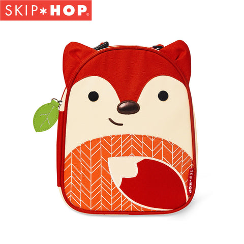 Skip Hop Zoo Lunchie Insulated Lunch Bag | Fox