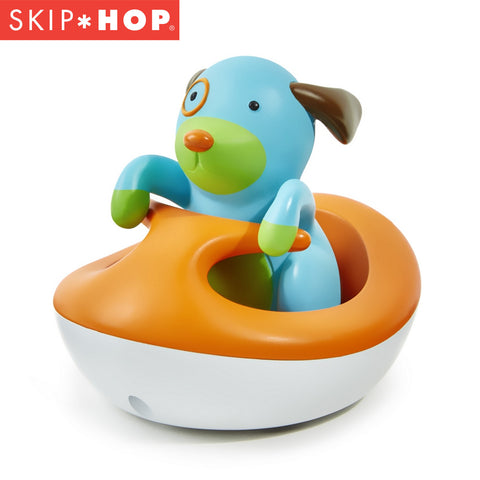 Skip Hop Zoo Rev-up Dog Wave Rider