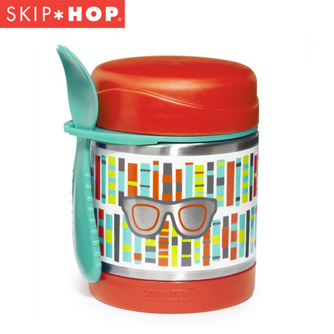 Skip Hop Forget Me Not Insulated Food Jar | Specs