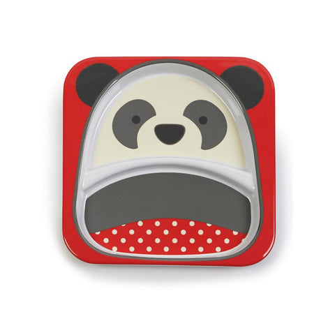Skip Hop Zoo Divided Plate - Panda