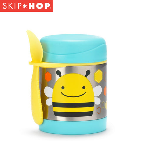 Skip Hop Zoo Insulated Food Jar | Bee