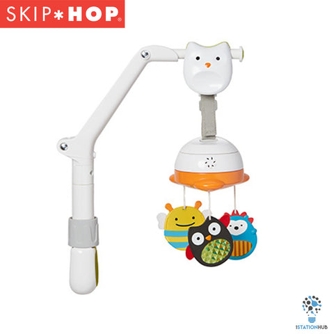 Skip Hop Explore & More 3-in-1 Travel Mobile