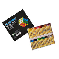 Buncho 36 Colour Oil Pastels Colors | Art Crayon