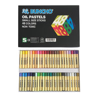 Buncho 48 Colour Oil Pastels Colors | Art Crayon