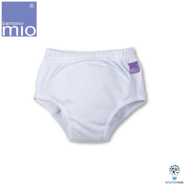 Bambino Mio Reusable Potty Training Pants | Plain White