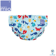 Bambino Mio Swim Nappies | Deep Sea Blue