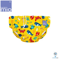 Bambino Mio Swim Nappies | Deep Sea Yellow