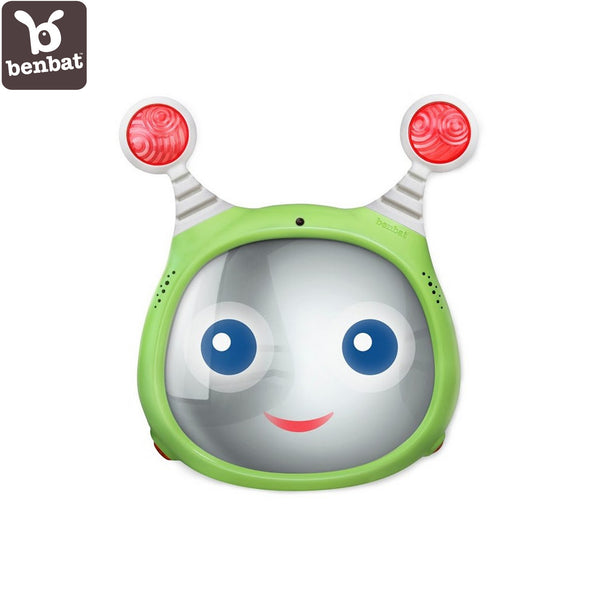Benbat Oly Active Baby Car Mirror - Green