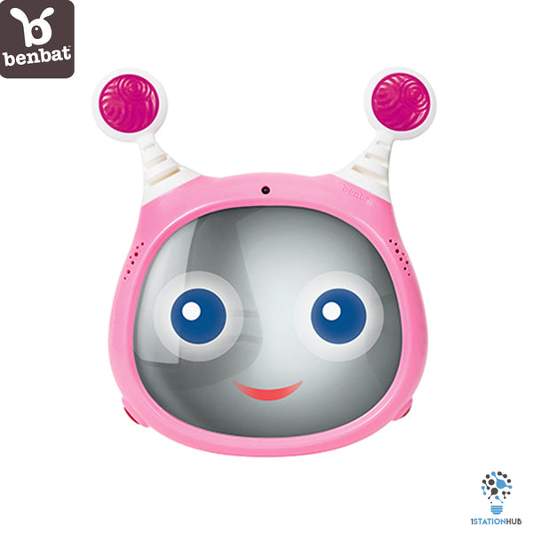 Benbat Oly Active Baby Car Mirror - Pink