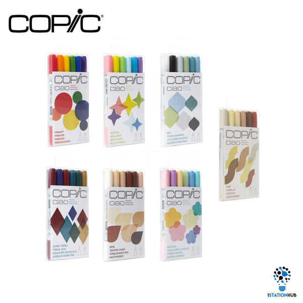 Copic Ciao 6pc Set