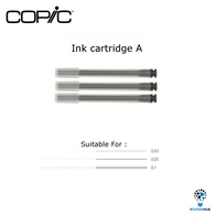 Copic Multiliner SP | Refill Ink Cartridge A