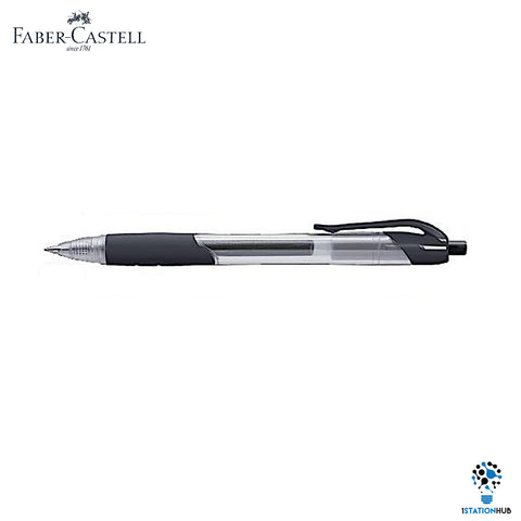 Faber Castell Dash Gel Pen | 0.7mm - Black