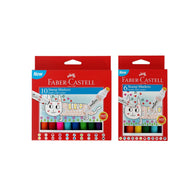 Faber Castell Kids Stamper Markers Double Sided Pen