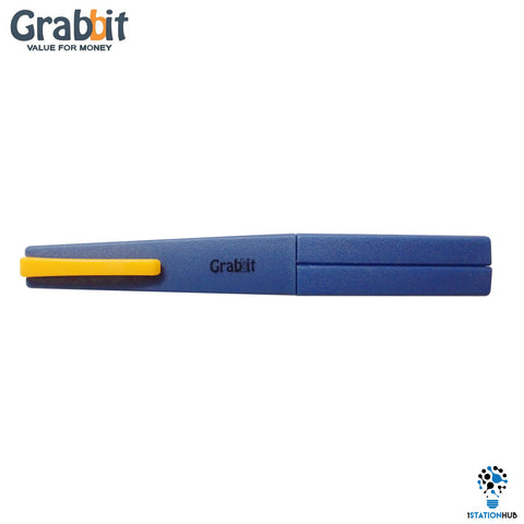 Grabbit Plus+ 11.5cm Portable Pocket Scissors
