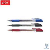 G'Soft GP1 REMAJA Series | Needle Tip Gel Ink Pen | 0.5mm
