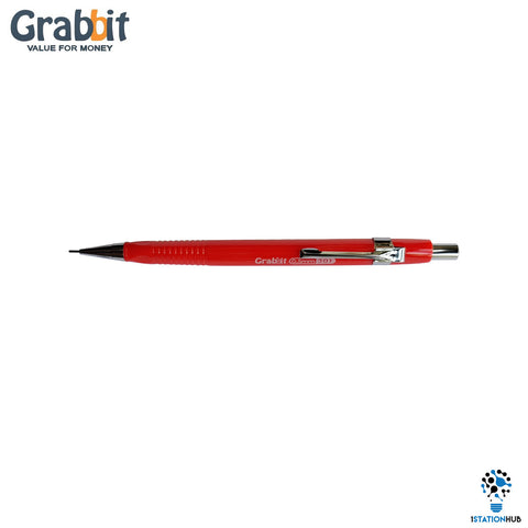 Grabbit Mechanical Pencil 301 0.5mm | Red
